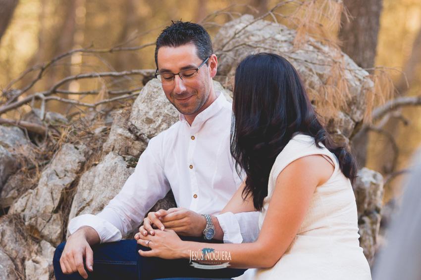 Pre boda en Villanueva del Trabuco, Málaga