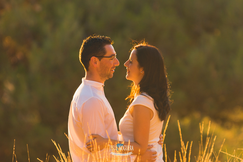 Pre boda en Villanueva del Trabuco