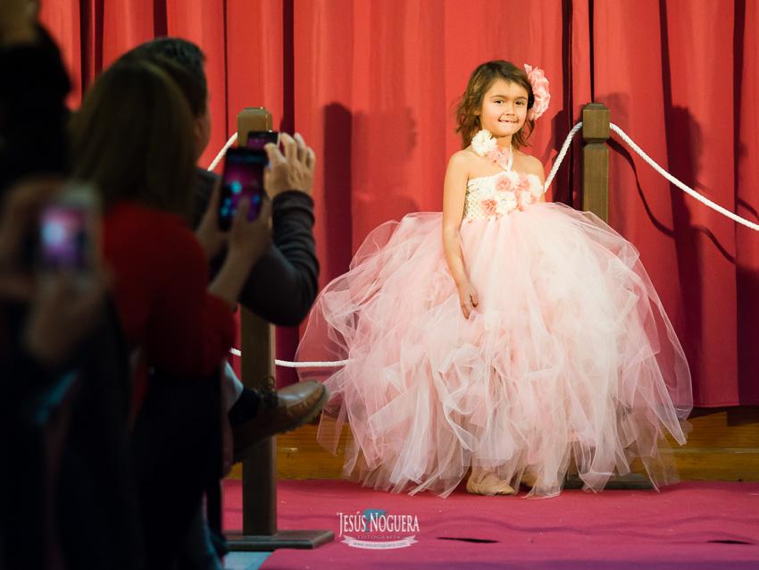 Desfile de moda infantil