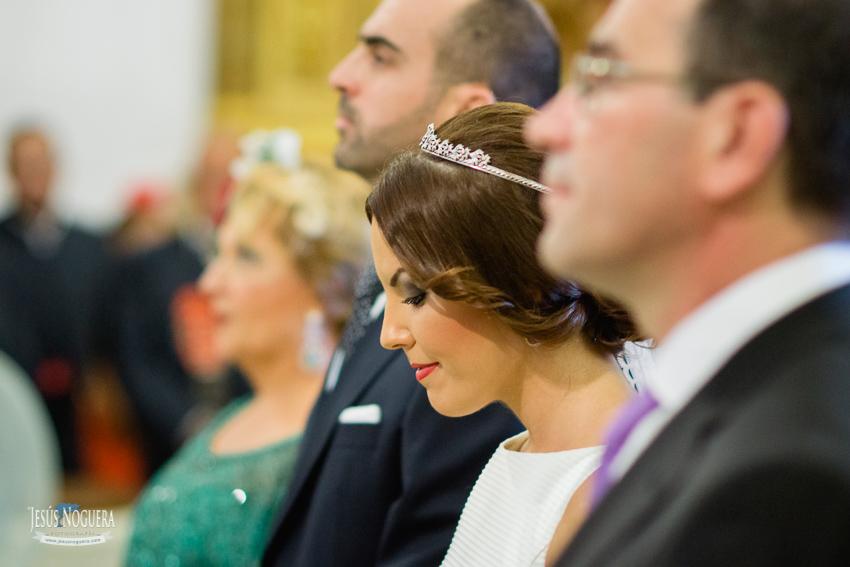 Reportaje de Boda en Iglesia, Humilladero. Fotógrafo de bodas en Málaga.