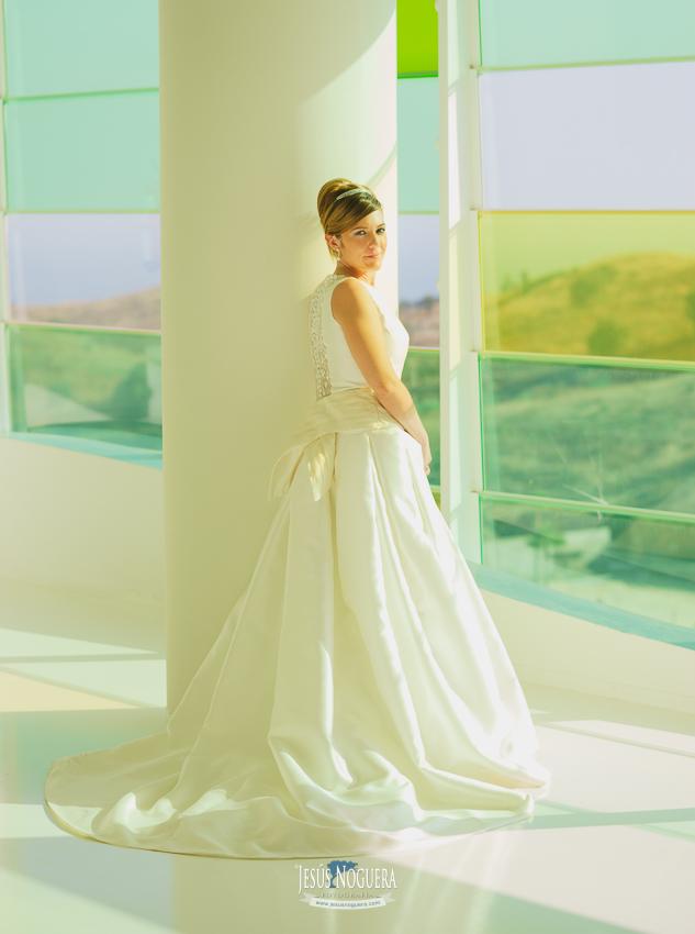 boda Reserva del Higuerón columna