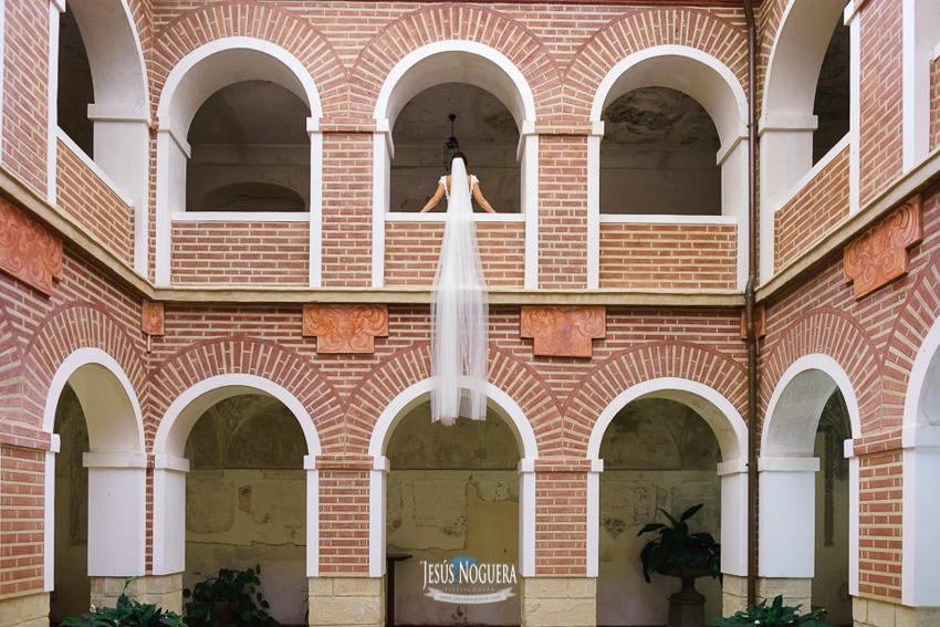 Boda en el Hotel Convento La Magdalena en Antequera