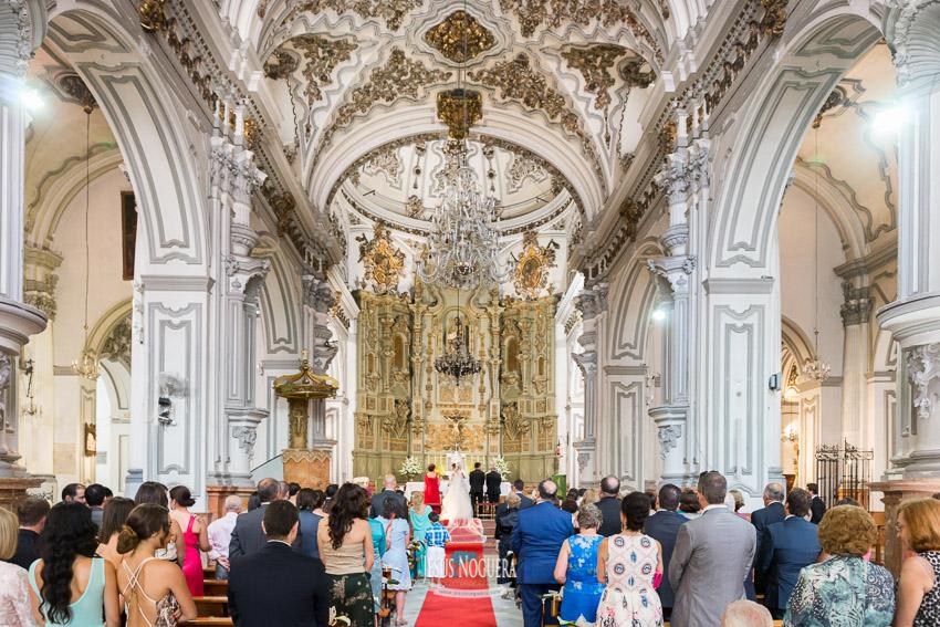 Fotografía de bodas, Iglesia