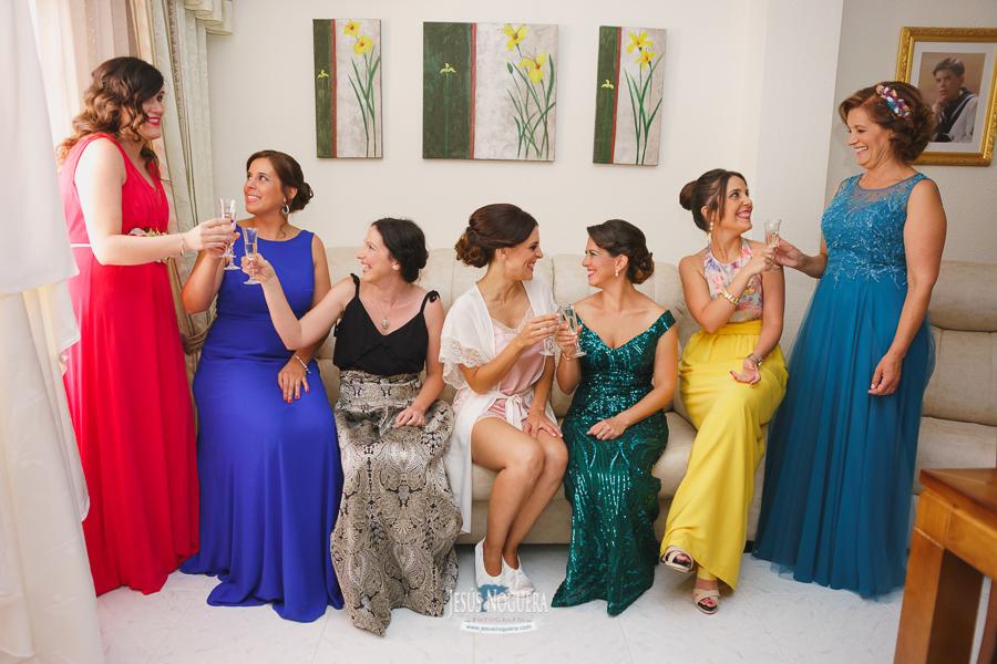 brindis boda en Archidona
